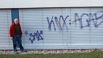 Graffiti-Streifzug in Wölflinswil