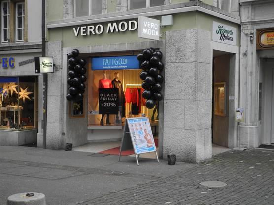 Bei Vero Moda gibts 20%