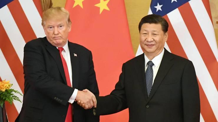 Das «harmonische Zusammenleben» wäre für die USA und China von Vorteil, sagt Botschafter Geng Wenbing. Das Verhältnis der beiden Supermächte aber ist so angespannt wie selten zuvor.