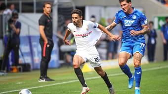 Steven Zuber wird für Hoffenheim vorerst nicht auflaufen