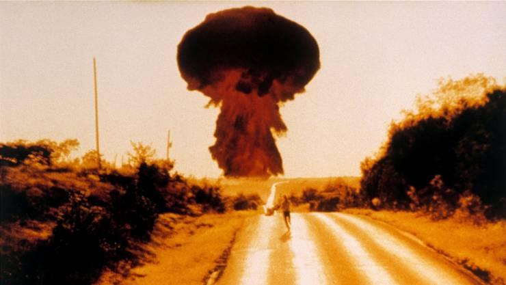Szene aus dem Film «The day after» – wenn geschieht, was alle betrifft, aber niemand wollte.