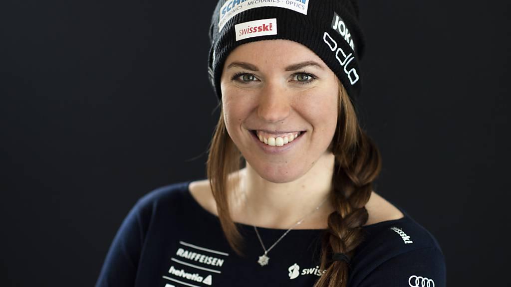 Hat allen Grund zur Freude: Lena Häcki.