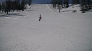 Schwerer Skiunfall