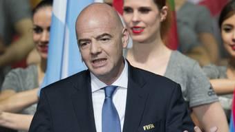 Dem neuen Fifa-Präsidenten Gianni Infantino droht bereits eine Sperre durch die Ethik-Kommission