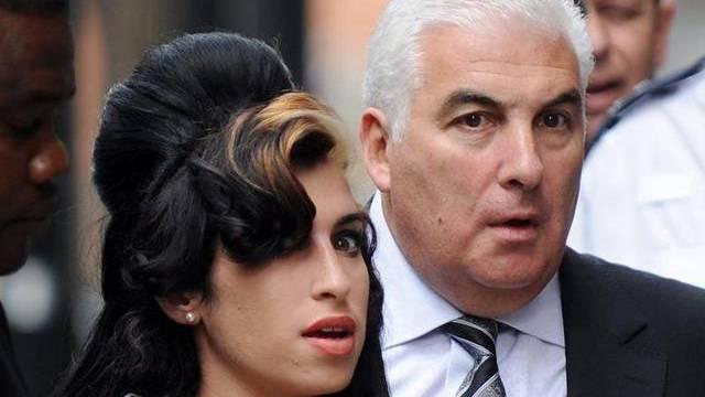 Vater und Tochter: Mitch und Amy Winehouse