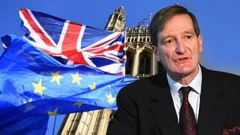 Dominic Grieves Schicksal steht symbolisch für den Rückzug der Mitte aus der britischen Politik.