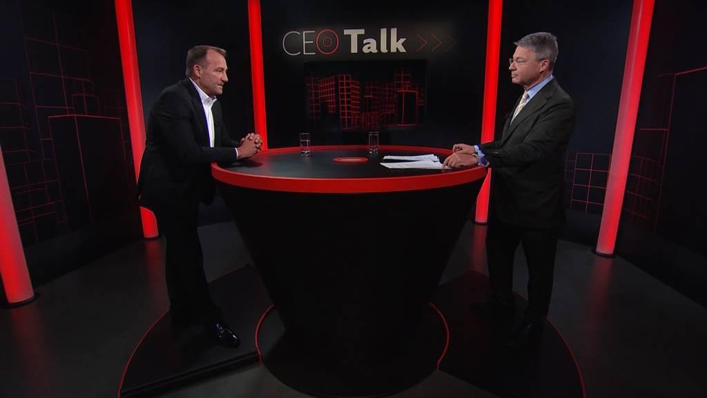 CEO Talk mit Thomas Matter, Unternehmer und SVP-Nationalrat