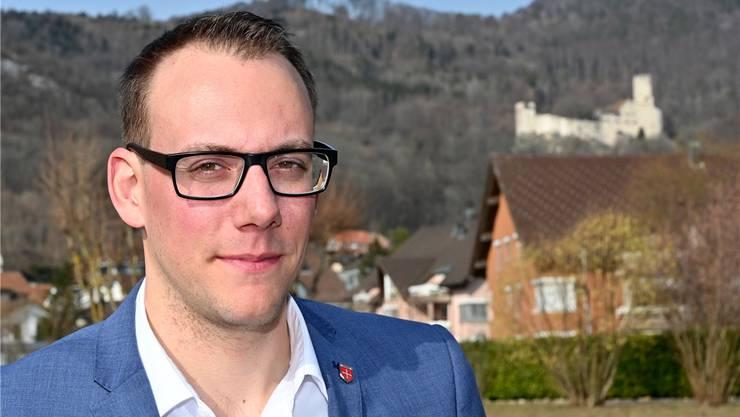 Fabian Gloor: «Es ist nicht eine Niederlage – es ist ein demokratischer Entscheid.»