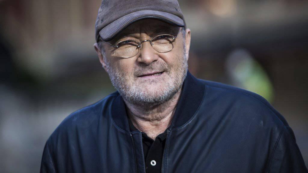 Phil Collins: «Ich bin okay»