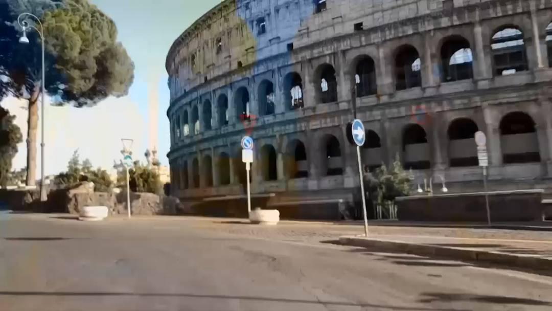 Infektions- und Todesfälle gehen leicht zurück - Hoffnungsschimmer für Italien?