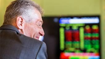 Heinz Karrer: Der economiesuisse-Präsident ist zufriedenTHOMAS HODEL/Keystone