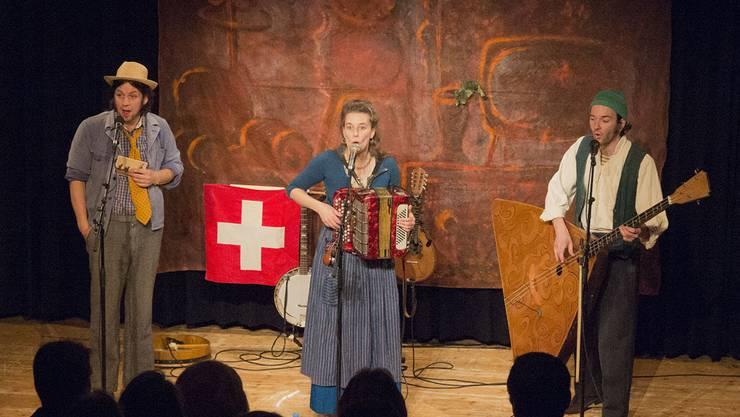MArc, Sonja und Gabriel