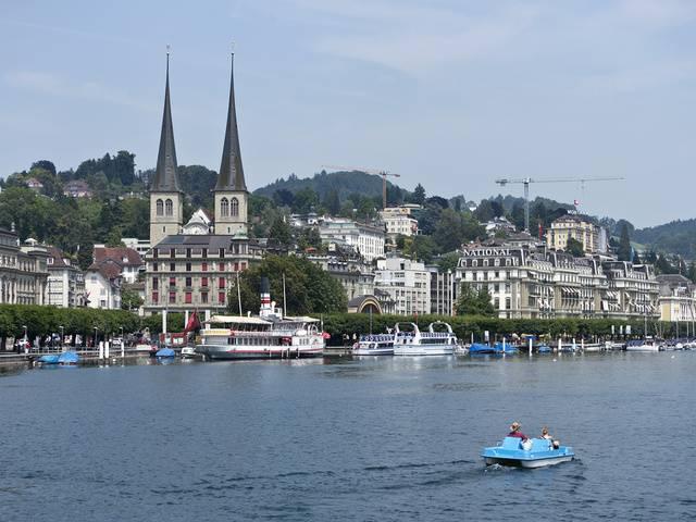 Schweiz Tourismus mit grösster Sommerkampagne aller Zeiten