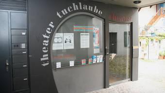 Das Theater Tuchlaube in Aarau kann auf ein erfolgreiches Jahr zurückblicken.