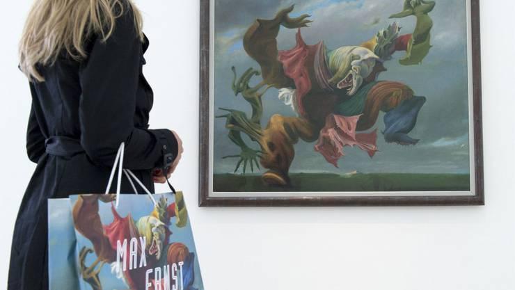 «Der Hausengel/Der Triumph des Surrealismus» von 1937.