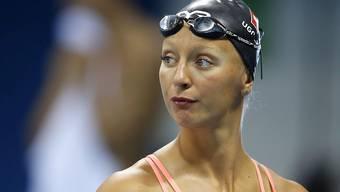 Halbfinal über 200 m Lagen verpasst: Maria Ugolkova