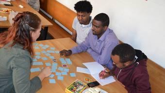 19 Minderjährige aus Eritrea müssen die Schweiz verlassen. (Themenbild)