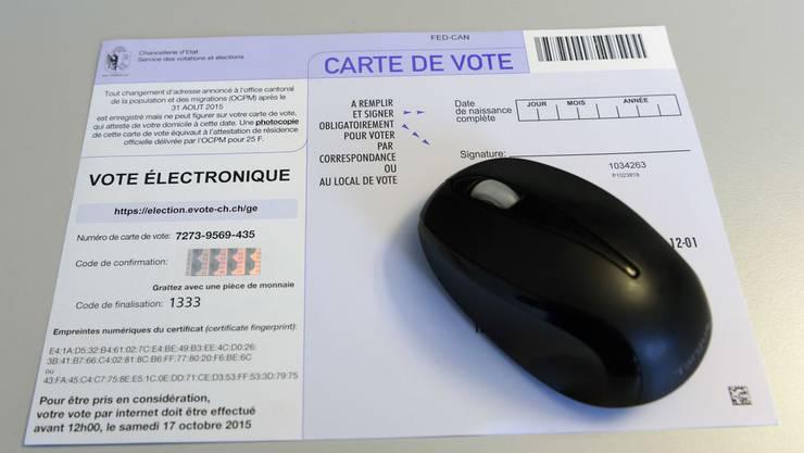 Die Post will E-Voting nun alleine entwickeln. Ohne ausländischen und wohl auch ohne inländischen Partner.