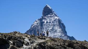 Bei Zermatt bebte in der Nacht auf Donnerstag die Erde.