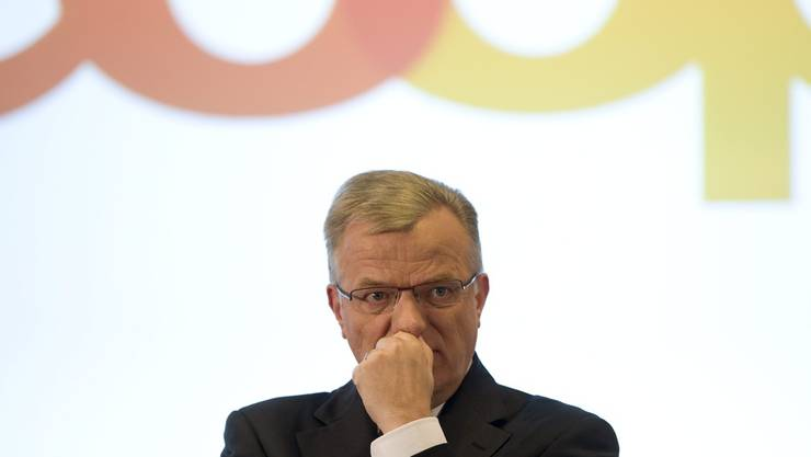 Coop-Chef Hansueli Loosli hört Ende August auf