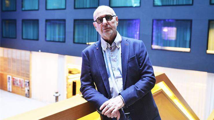 Philip Nitschke (70) will mit seiner Suizidmaschine «Sarco» eine Alternative zur herkömmlichen Sterbehilfe bieten. Schweizer Sterbehilfeorganisationen sind skeptisch.