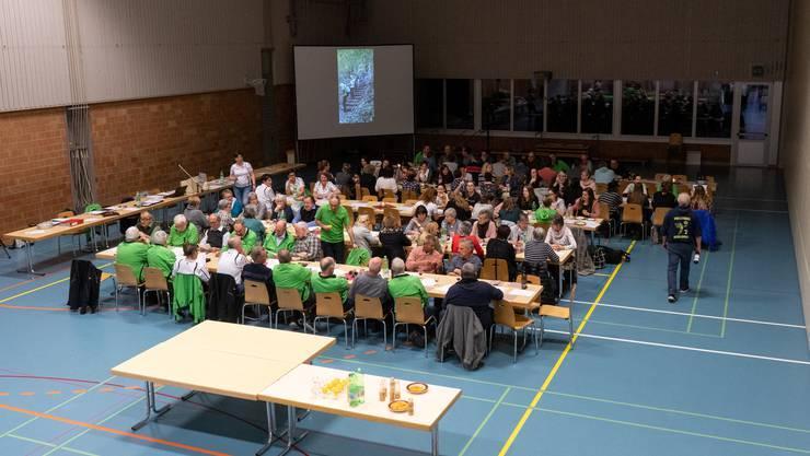 Vereinsversammlung MZH Neuendorf