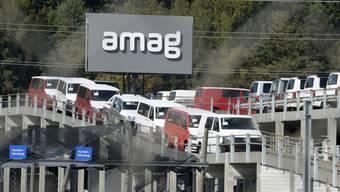 Der Generalimporteur Amag hält die Schadenersatzforderungen der Konsumentenschützer für überrissen und nicht gerechtfertigt. (Symbolbild)