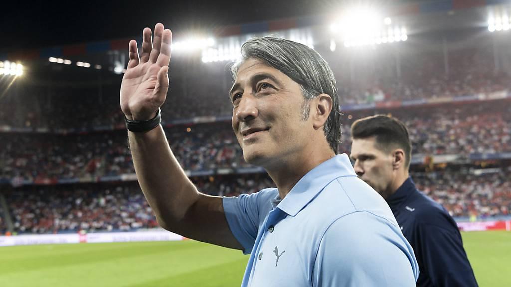 Murat Yakin: «Die Mannschaft hat vieles umgesetzt»