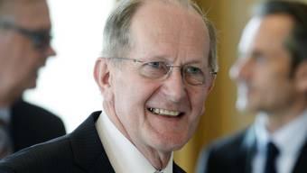 «Ich persönlich bin überzeugt, dass ein EU-Beitritt das Beste für die Schweiz wäre», sagt der ehemalige CVP-Bundesrat Joseph Deiss.