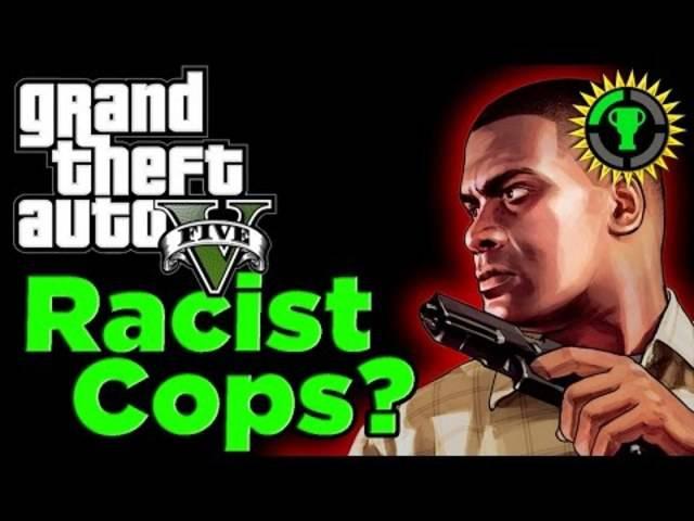 Ist die Polizei in «GTA V» rassistisch? Dieses Video hat es herausgefunden
