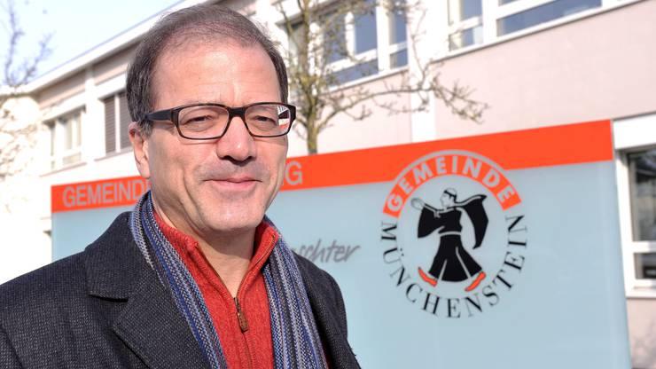 Gemeindepräsident von Münchenstein, CVP