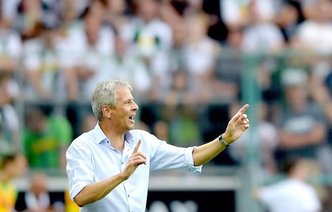Wird Lucien Favre an der diesjährigen Uhrencup-Gala wieder seine Borussia aus Gladbach dirigieren?