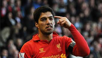 Louis Suarez, das Enfant terrible.
