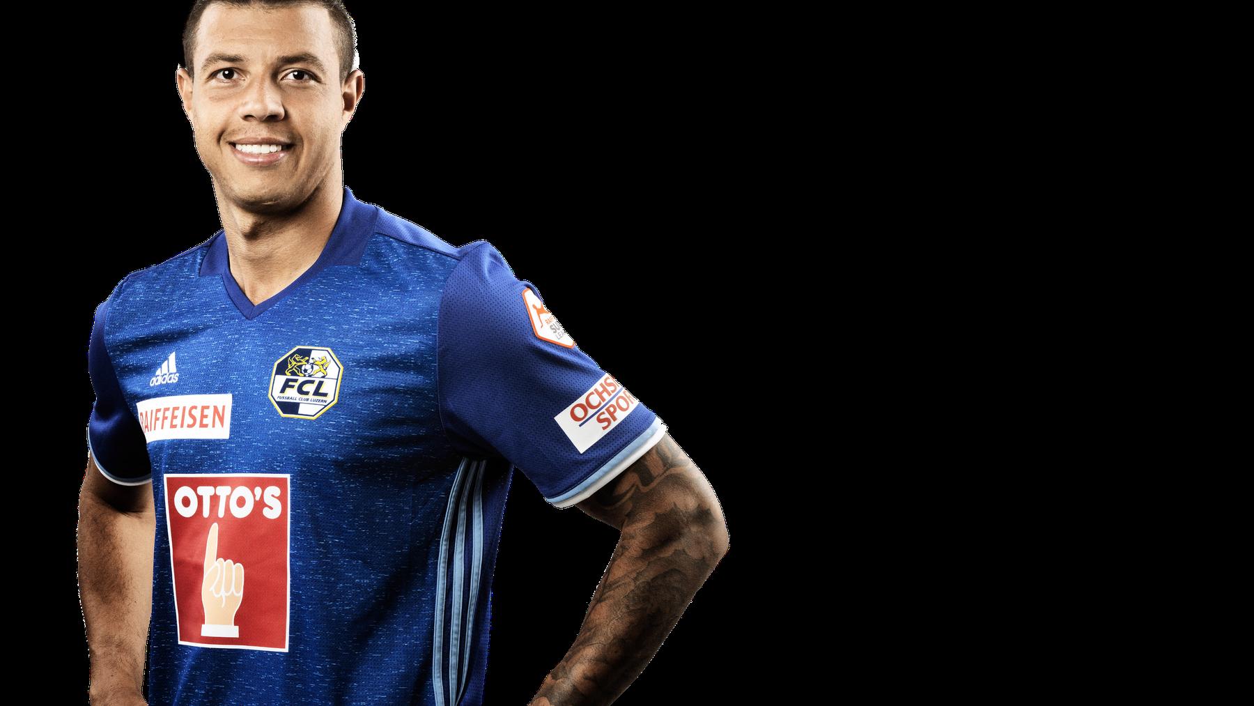 FCL verlängert Vertrag mit Lucas Alves bis 2022
