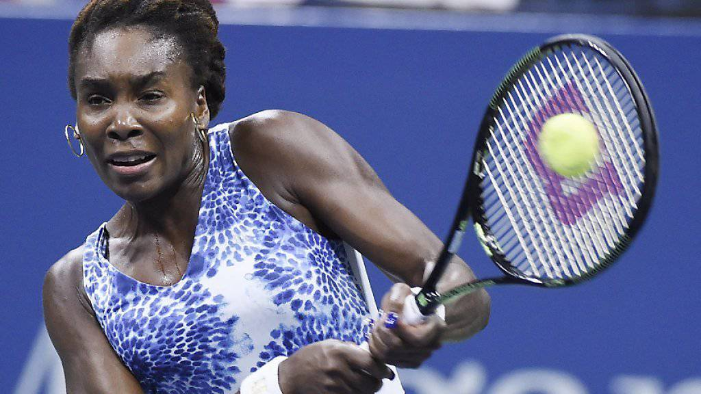 Ein Meilenstein für Venus Williams