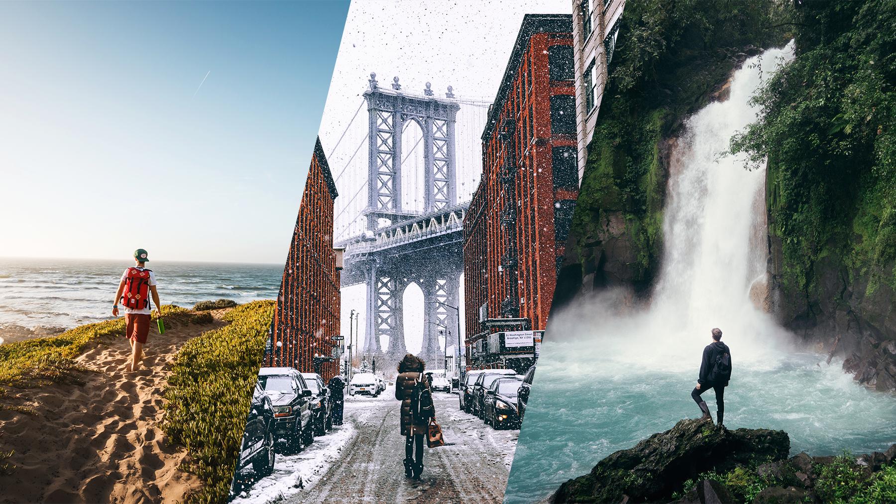 Collage_schräg Reisen