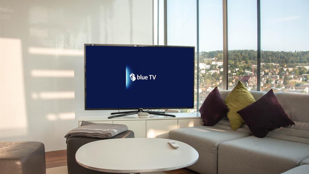 Swisscom sieht «blue» und lanciert neue Marken undUnterhaltungsangebote