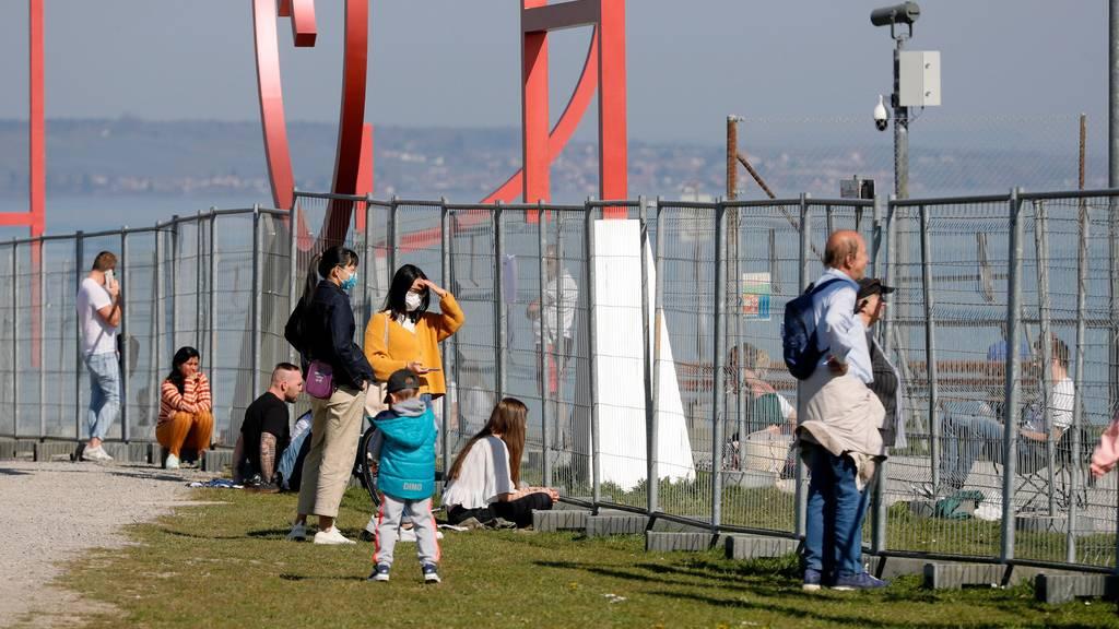 Deutsche Gemeinden wollen die Grenzen sofort öffnen