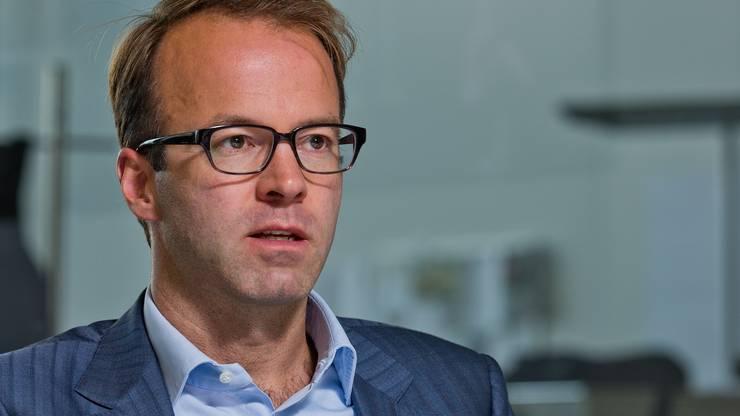 Axel Wüstmann, CEO von CH Media.