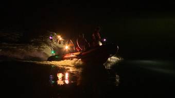 In der Nacht auf Freitag kam es im Aargau zwischen Stein und Möhlin zu einer grossen Suchaktion mit über 100 Rettungskräften.