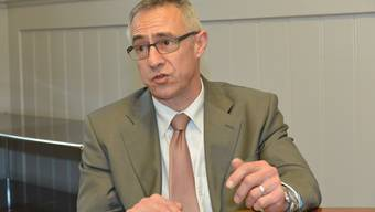 Gerichtspräsident René Ernst steht in der Kritik.