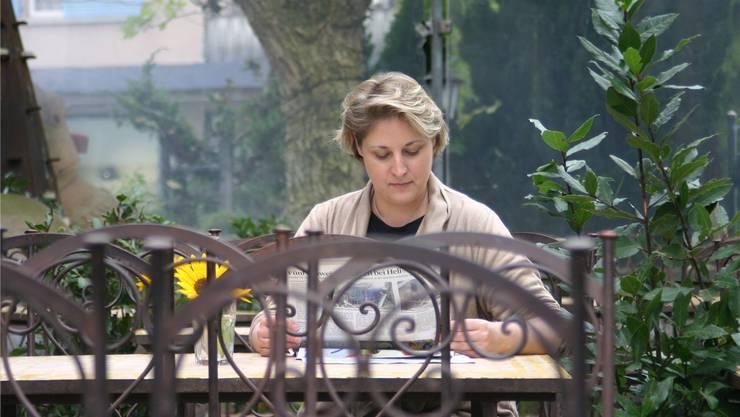 Patricia Ljuboje-Schwager.