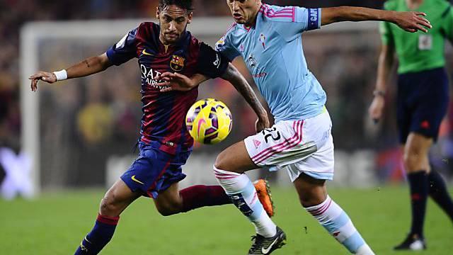 Neymar erlöste Barcelona mit dem 1:1
