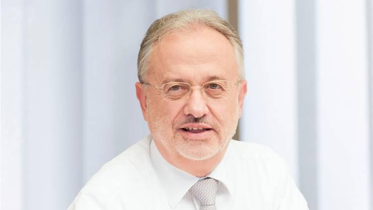Post-Vize Adriano Vassalli leitete den zentralen Prüfungsausschuss im Verwaltungsrat. HO