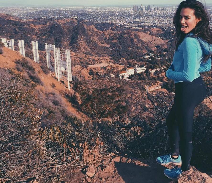 Chloe Bridges liegt Los Angeles zu Füssen. (© Instagram/chloebridges)