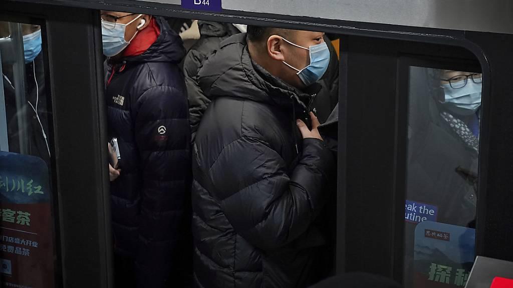 Grösster Ausbruch des Coronavirus in China seit Monaten