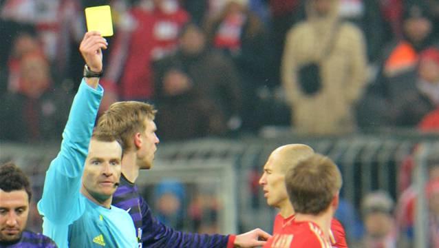 Pavel Kralovec, hier bei Bayern München gegen Arsenal