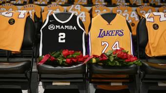 Am 24. Februar findet im Staples Center eine Trauerfeier für Kobe Bryant und Tochter Gianna statt