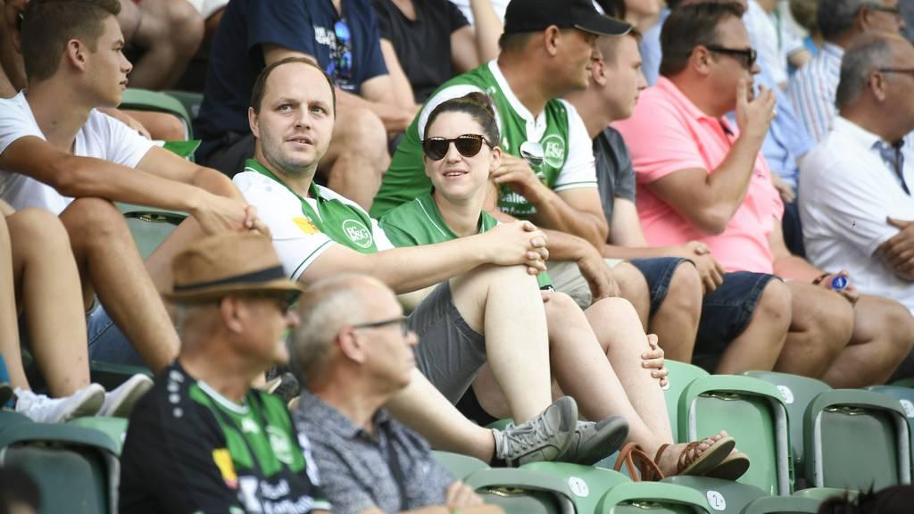 FCSG-Fans und OpenAir-Besucher haben viel gemeinsam.