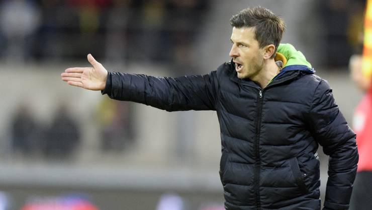 Der gebürtige Kroate Marinko Jurendic (39) gilt in der Szene als grosses Trainertalent und stand bereits bei mehreren Profiklubs auf der Liste. Mit dem FC Aarau verpasst er jedoch die angestrebten Ziele und muss den Trainerposten räumen.